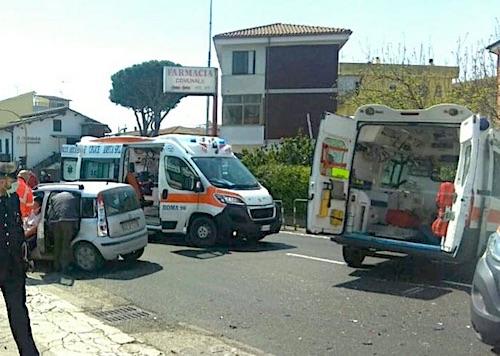 incidente ambulanza2 ilmamilio