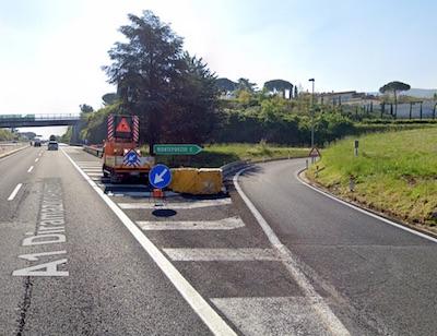 A1 uscita monteporzio1 ilmamilio