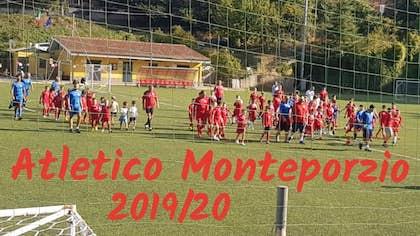 atleticoMonteporzio1 ilmamilio
