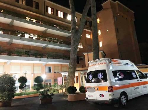 ambulanza VillaQuerce Nemi ilmamilio