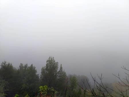 lagoNemi nebbia2 ilmamilio