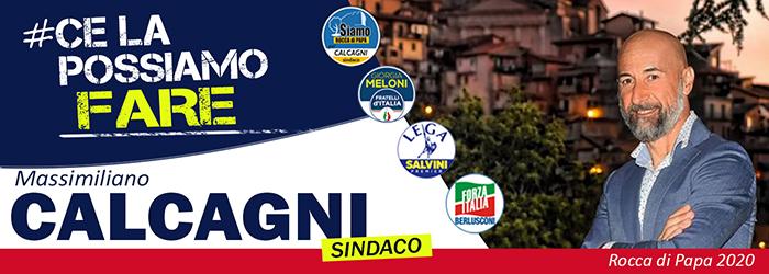 """Rocca di Papa, Bonazzi (Gente Libera): """"Calcagni sindaco garanzia di  cambiamento"""""""