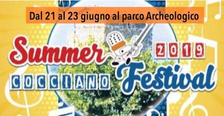 cocciano summer festival2019