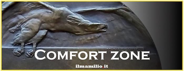 comfort zone ilmamilio