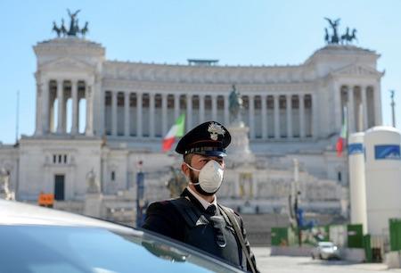 carabinieri covid 2 ilmamilio