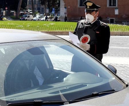 carabinieri covid 3 ilmamilio