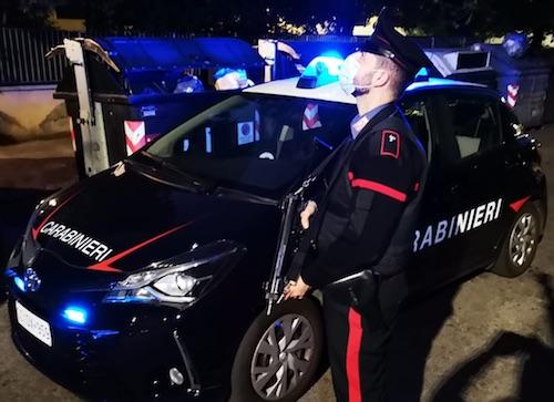 carabinieri notte ilmamilio