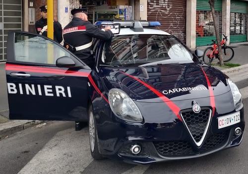 carabinieri155 ilmamilio