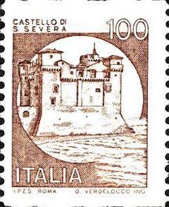 castelloSantaSevera francobollo1 ilmamilio