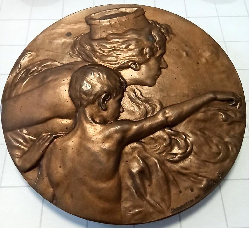 stellaPolare1 medaglia ilmamilio