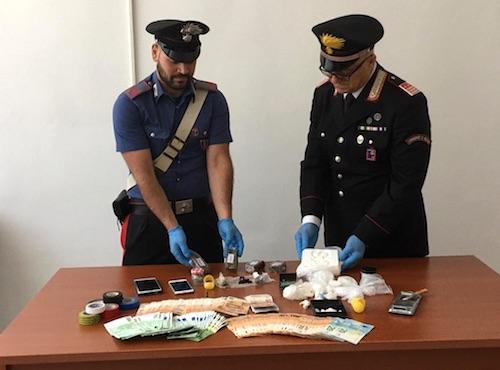 droga carabinieri4 velletri ilmamilio
