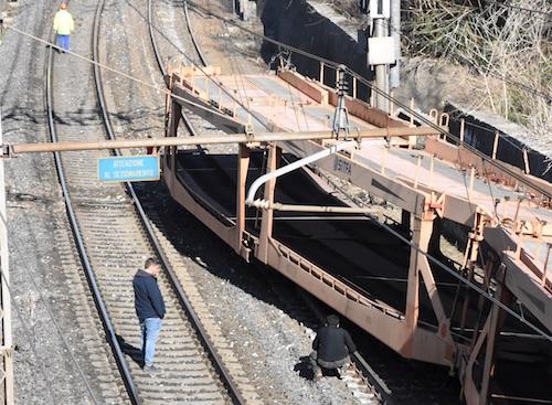 treno4 zagarolo ilmamilio