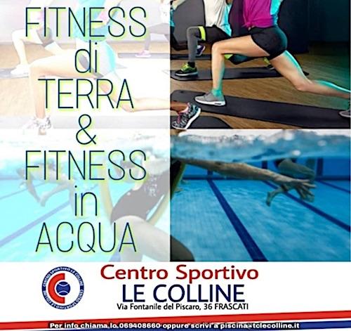 fitness acqua colline ilmamilio