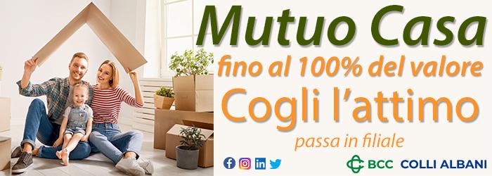 :: BANNER BCC COLLI ALBANI ::