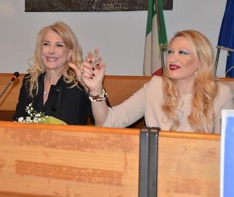 Gabriella carlucci e gabriella sisti nel gennaio 2014 for Ardeatina arredamenti di lupi gabriella